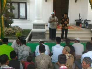 Jika Terpilih, 500 Anak Riau Akan Dikuliahkan Keluar Negeri