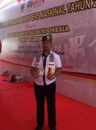 Kegiatan di Kominfo Belum Berjalan, Ketua PWI Pelalawan Enggan Bersikap