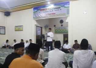 Jamaluddin Ajak Orang Tua Masukkan Anaknya ke Sekolah Agama