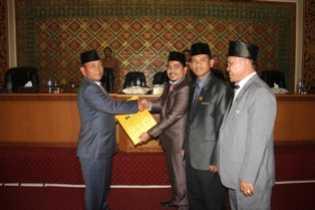 Dewan Berikan Sejumlah Catatan Di LKPJ Bupati