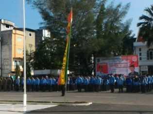Drs Jamiludin Bacakan Amanat Menteri Kominfo di Harkitnas ke 110