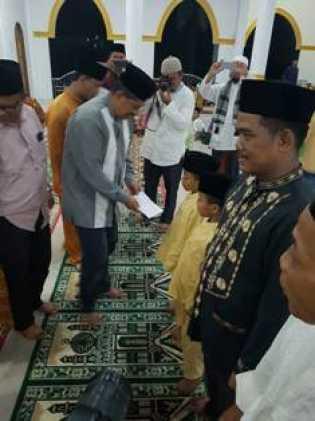 Safari Ramadhan Perdana, Warga Diajak Aktifkan Siskamling
