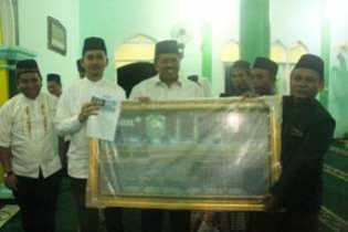 Pemkab Siak Salurkan Sembako Murah, April Group Santuni 600 Anak Yatim