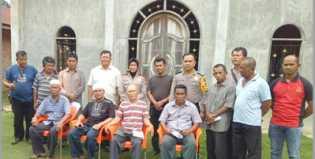 Polres Rohil Klarifikasi Berita Ormas Tutup Paksa Gereja Bethel di Balai Jaya