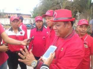 PDIP Rohil Optimis Akan Raih 9 Kursi di DPRD