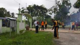 Kapolsek Bangko: Bakti Sosial Pererat Tali Silahturahmi Dan Persaudaraan
