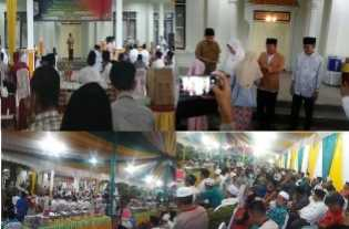 Bupati H.M.Harris Lepas Tim Safari Ramadhan Pemkab Pelalawan