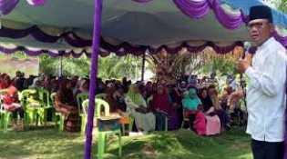 Suyatno Tawarkan Ekonomi Kerakyatan Dan Rumah Layak Huni