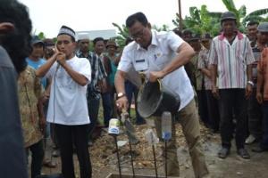 Program Rumah Layak Huni (RLH) di Rohil Mampu Entaskan Kemiskinan