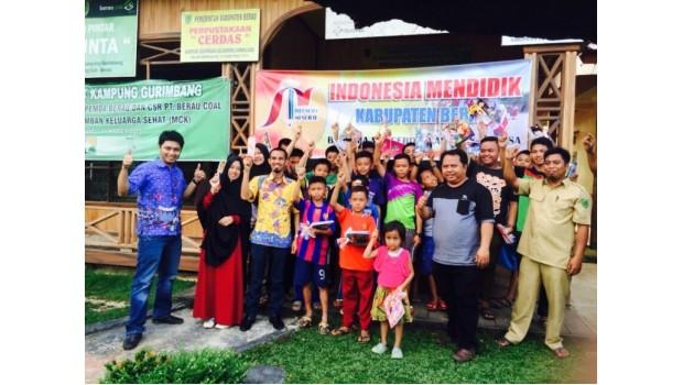 Berau, Pilot Project Indonesia Mendidik