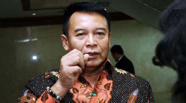 Komisi I DPR RI Dukung Jokowi