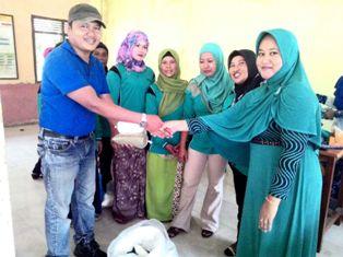 PT.RAPP Gelar Pelatihan Kader Posyandu Desa Makmur.