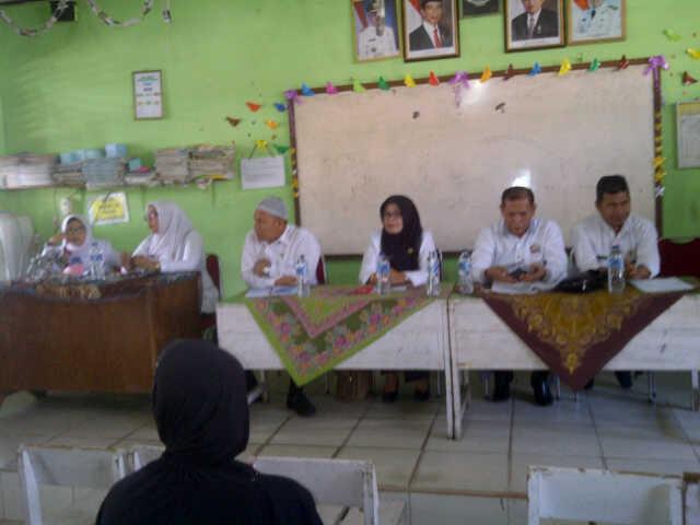 Komite SDN 007 Pangkalankerinci Sepakat Gelar Perpisahan Sekolah