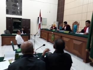 Pledoi Terdakwa PT PSJ, Penasehat Hukum Minta Hakim Bebaskan PSJ Dari Segala Tuntutan