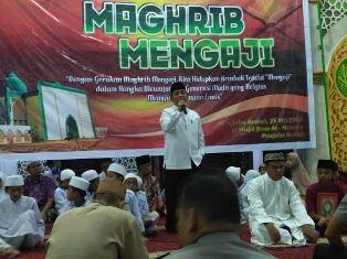 Bupati HM.Harris Akan Buka MTQ Tingkat Kabupaten Pelalawan.