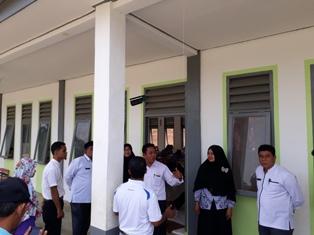 Dinilai Lengkap, Disdik Pelalawan Akan Keluarkan Izin Operasional SMP Harapan 1