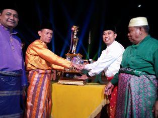 Kecamatan Bandar Sei Kijang Juara Umum MTQ Kabupaten Pelalawan Ke XVI