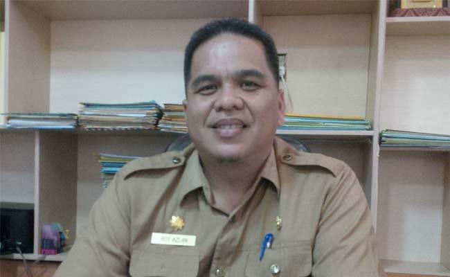 Mandeg Sejak 2008, BKN Angkat 39 Honor di Rohil Jadi PNS