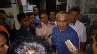 Soal Jalan Rusak, Ini Kata Gubernur Riau