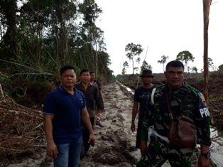 Toke Klaim Lahan, Sejumlah TNI Usir Warga Pemilik Lahan Bersertifikat