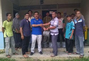 Atasi Gangguan Tanaman Padi, CD RAPP Berikan 390 Rol Kawat