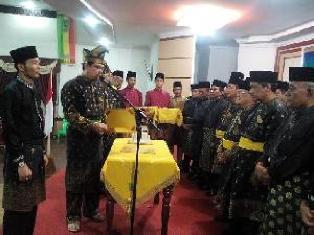 Ketua Harian LAM Rohil Dipegang Rasyid Abizar