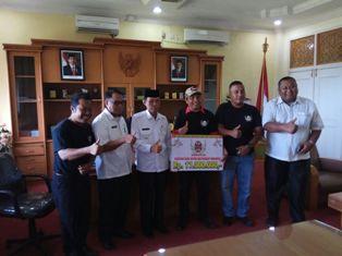 Himpunan Seniman Pelalawan Galang Dana Melalui Konser Amal.