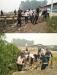 Bersihkan Sungai Siak Sambut Harhubnas, Armadi: Kita Ingin Sungai Ini Bersih Dari Sampah Plastik
