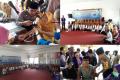 Jum'at Barokah Polresta Pekanbaru Kunjungi Panti Jumpo