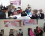 Upaya Pemenuhan Stok Darah di PMI, Polres Pelalawan dan Bhayangkari Lakukan Donor Darah Massal