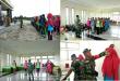 Tim Seleksi Calon Anggota Paskibraka Kabupaten Pelalawan Turun Ke Kecamatan Langgam