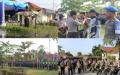 Polres Pelalawan Laksanakan Apel Gelar Pasukan Operasi Patuh Muara Takus 2018