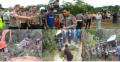 Laka Maut di Jalan Lintas Timur Km 57, 4 Meninggal Dunia Dan 9 Luka-luka