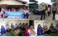 Masyarakat Apresiasi Kepedulian Polresta Pekanbaru Terhadap Warga Kurang Mampu, Lewat Jum'at Barokah
