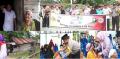 Tim Jum'at Barokah Polisi Peduli dan Berbagi, Sambangi Nenek Berusia 104 Tahun