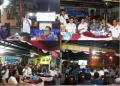 Pererat Silahturahmi, Polres Pelalawan Gelar Nobar Final Piala Dunia 2018