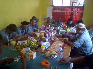 Studi Banding BPD Desa Sidomulyo, Lirik, ke BPD Desa Mekar Jaya, Pelalawan